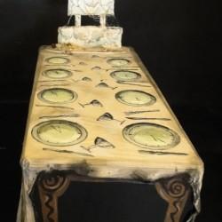 The wedding table