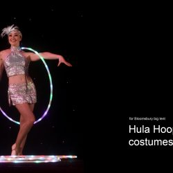 Hula Costume for Bloomsbury Big Tent