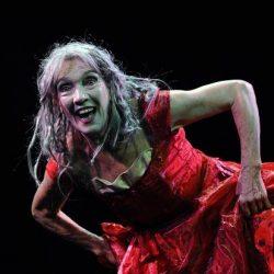 Miss Havisham as Estella