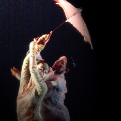 Of myths and moon dragons Sadlers Wells