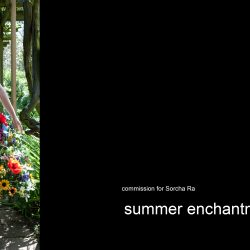 Costume for Sorcha Ra enchanted summer